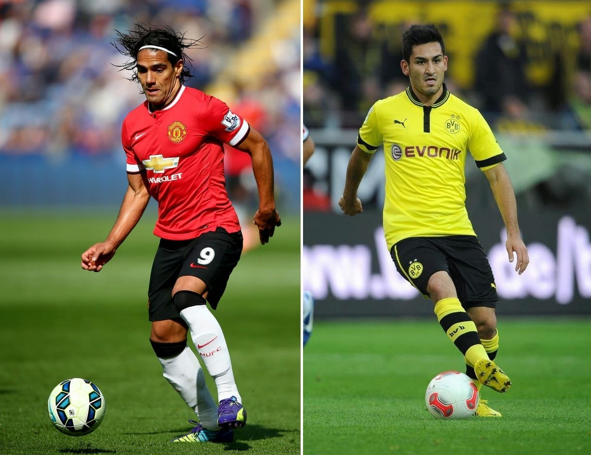 Manchester United Transfer News: Radamel Falcao and Ilkay Gundogan