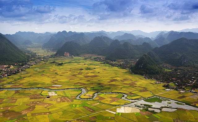 Top Ideal Places To See Amazing Rice Terraced In Northern Vietnam 2