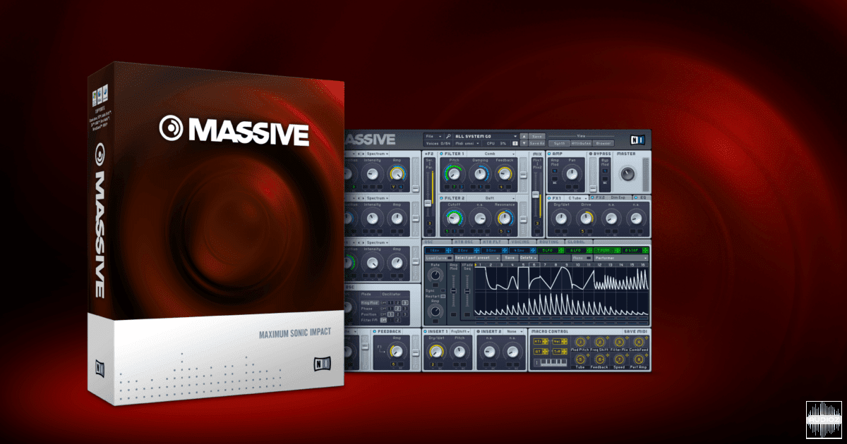 Native Instruments Massive Full Version With License