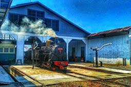 Museum Kereta Api Ambarawa , wisata sejarah kereta api