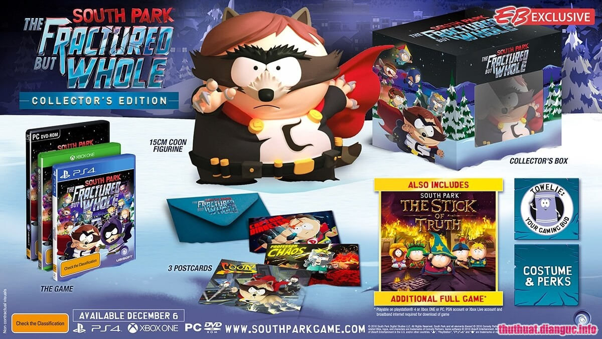 Download Game South Park: Fractured But Whole Full Crack, Game South Park: Fractured But Whole, Game South Park: Fractured But Whole free download, Tải Game South Park: Fractured But Whole miễn phí