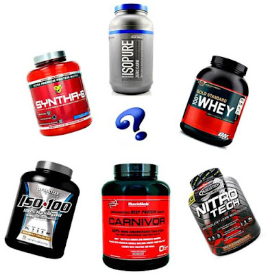 What Protein powder should I Take if It's my first time?