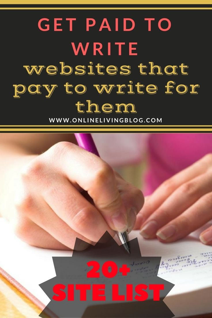 make money online and get paid to write online - work from home jobs - freelance writing jobs