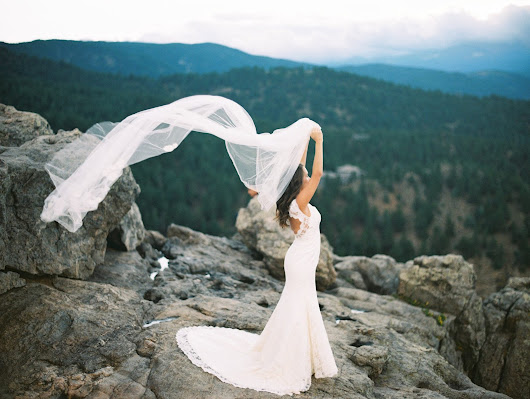 Real Wedding: StarDust Bride is Augusta Jones's Bride of the Moment