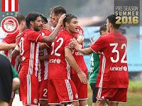 Ολυμπιακός - Wacker Innsbruck 1-1