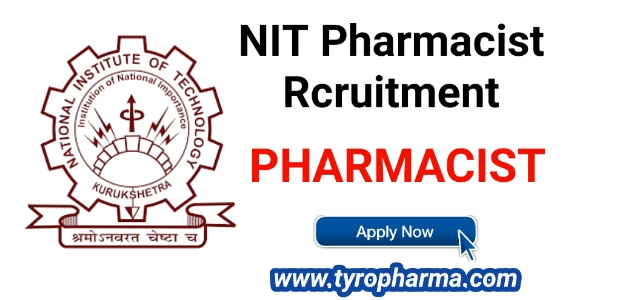 nit pharmacist recruitment