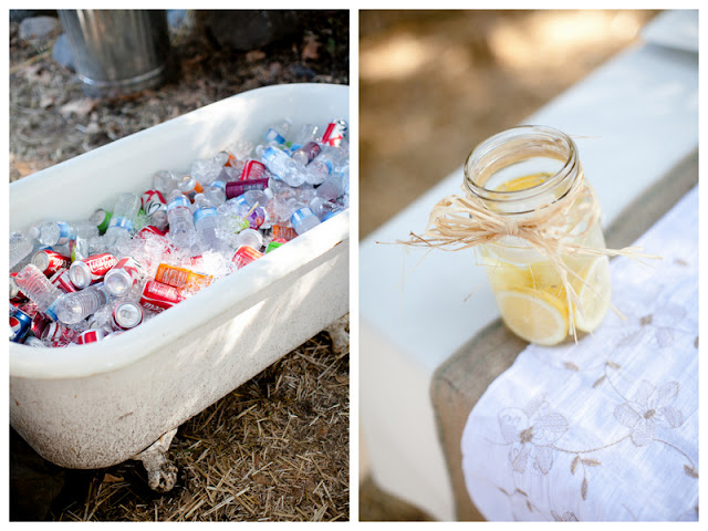 DIY ranch wedding | JL Photographers