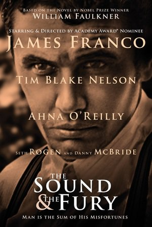 Poster The Sound and the Fury 2014