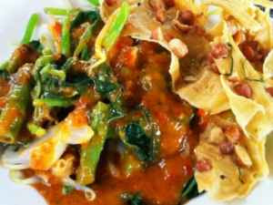 Kuliner Indonesia - Pecel