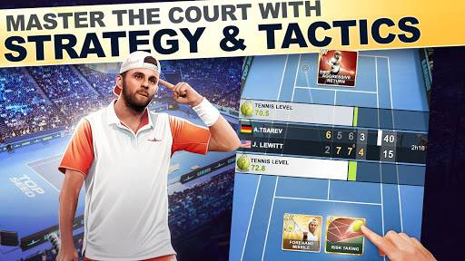 Download TOP SEED Tennis Mod Apk Unlimited Money