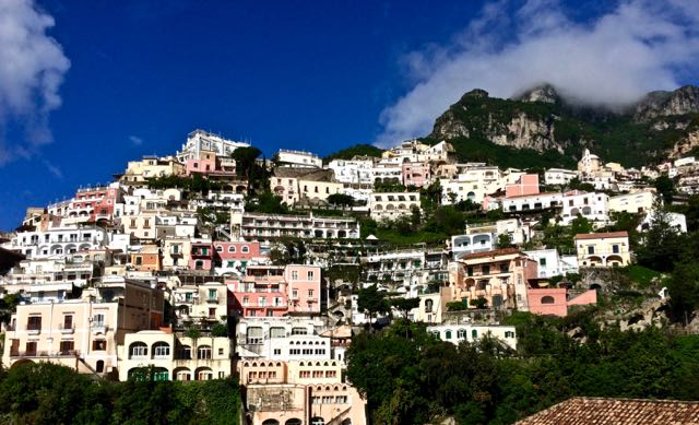 Where to Eat in Positano {2016 update}