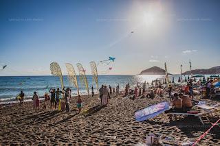 Ischia Wind Art, Festival degli Aquiloni Ischia, Festival Internazionale Artvento, Spiaggia dei Maronti, Foto Ischia,