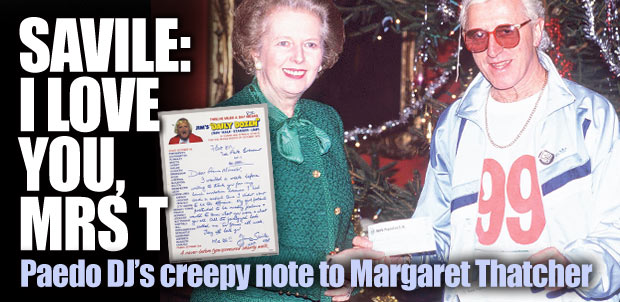 jimmy-savile-letter-to-margaret-thatcher