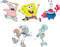 spongebob free vetor bob esponja vetores gratis