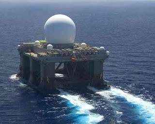 sbx: haarp at sea
