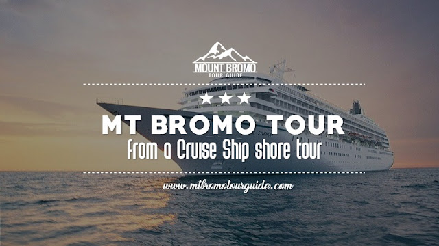 Mt Bromo Tour from a Cruise Ship shore tour