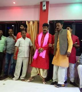 Pawan Singh and Jyoti Singh Marriage Image 2