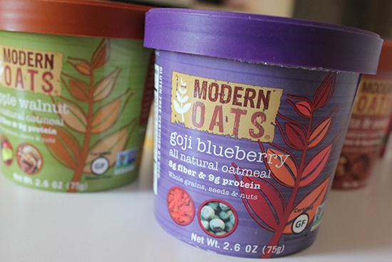 Modern Oats Goju Berry Apple Walnut Food Review