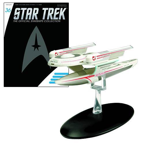 Vengeance colección Eaglemoss de revista OVP into Darkness Star Trek U.S.S