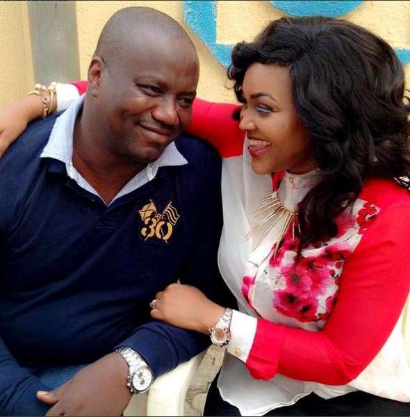 Mercy Aigbe's husband Lanre sent to Ikoyi prison