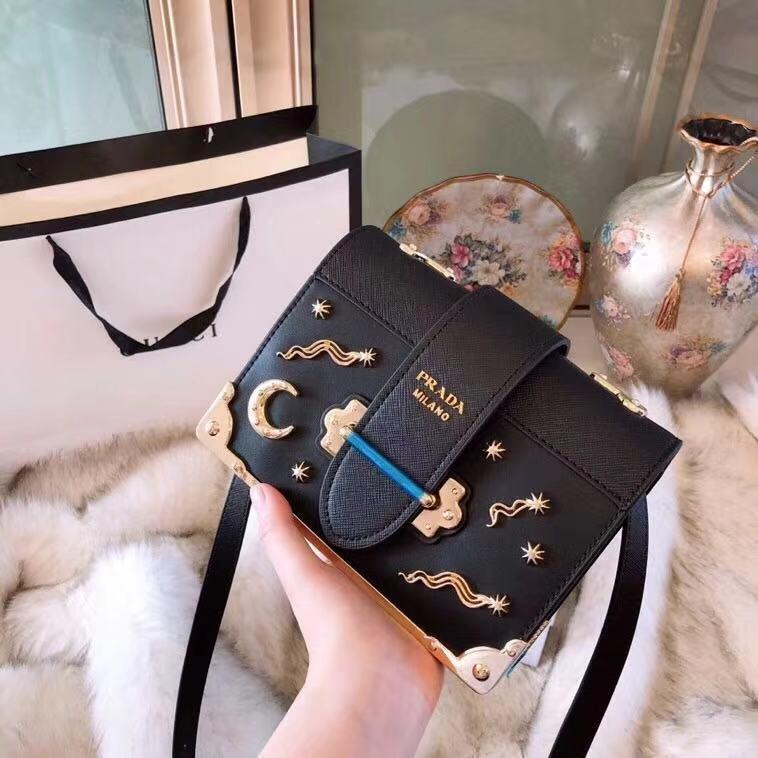 c578eb371391 WE Do Love Luxury: PRADA Limited Edition Celestial Cahier Studded ...