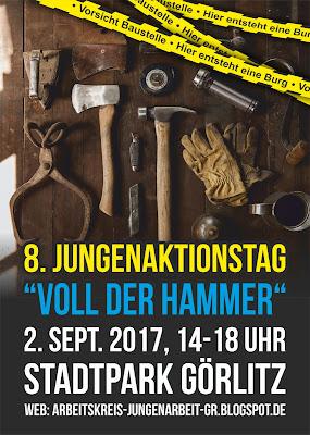 8. Jungenaktionstag in Görlitz