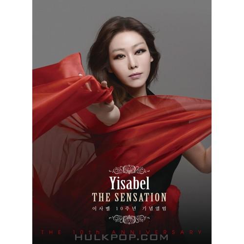 Yisabel – 10주년 기념 앨범 `The Sensation`