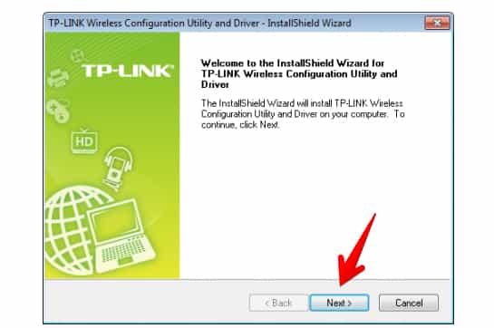 cara setting dan menggunakan tp link tl-wn722n lengkap