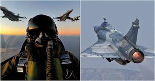 Έλληνας πιλότος σε Τούρκους που ζήτησαν αναγνώριση: «Είμαι ο χάρος κι έρχομαι»