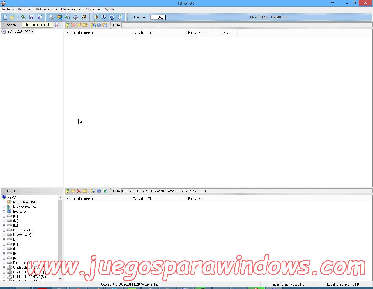 UltraISO Premium v9.6.2 Multilenguaje ESPAÑOL Editor De Archivos De Imagen CD/DVD 5
