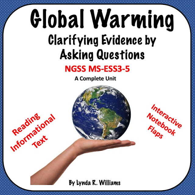 Global Warming Middle School Science Unit