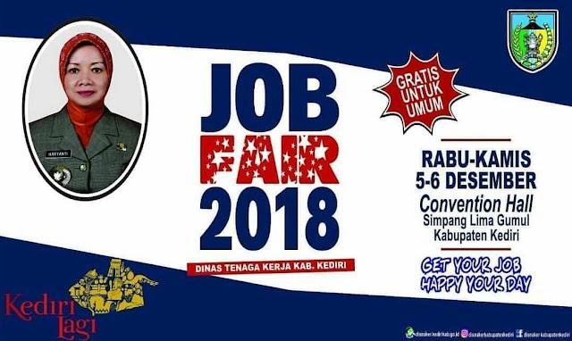 Job Fair Kapupaten Kediri