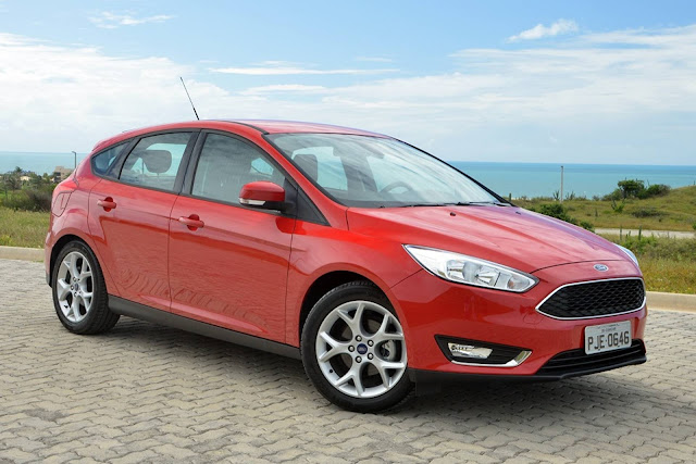 Ford Focus 2019 SE Plus 2.0 Powershift