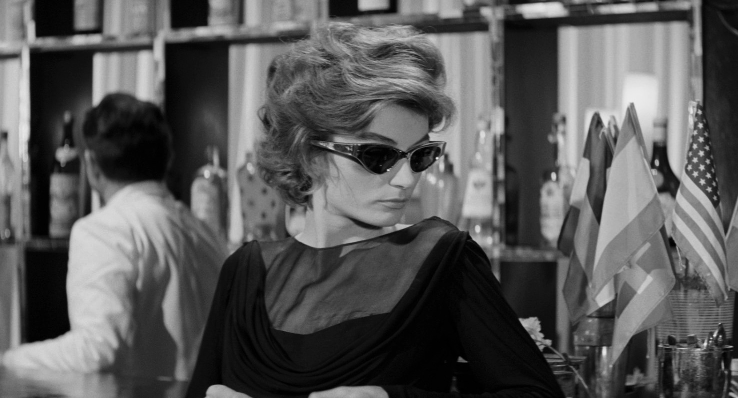 bespectacled birthdays anouk aimee from la dolce vita. Black Bedroom Furniture Sets. Home Design Ideas