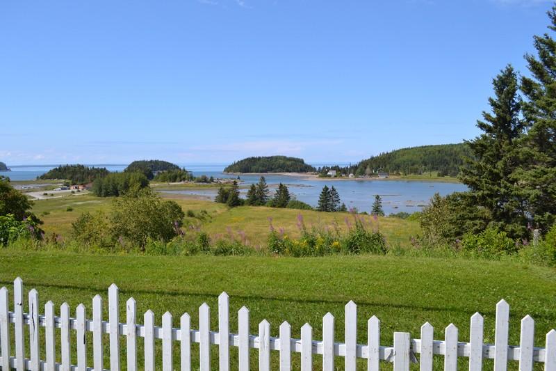 Canada, Quebec, Gaspésie, Bic, Saint-Laurent