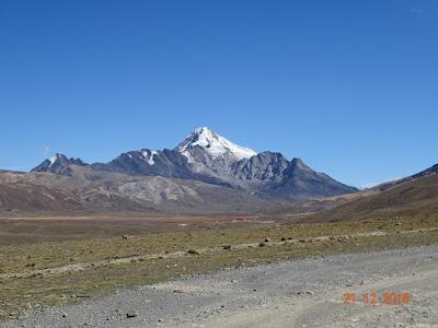 Chacaltaya - La Paz, Bolivia