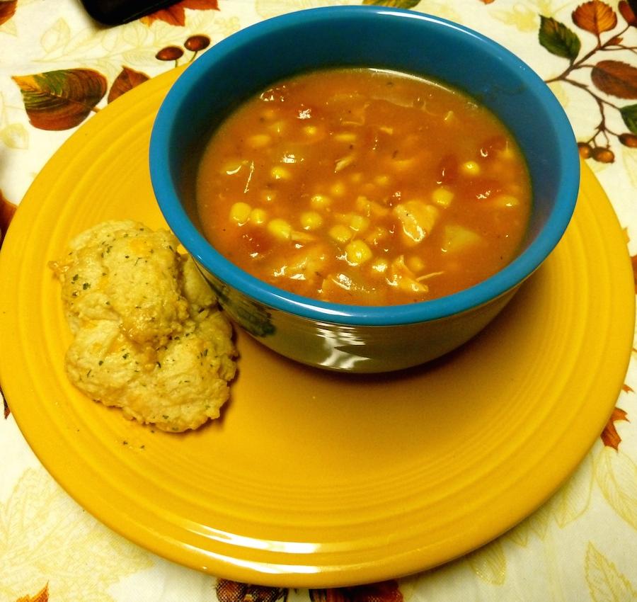 Make It Easy Crafts: Crock Pot Brunswick Stew