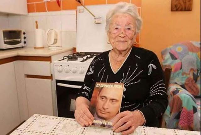 Putin recibe en herencia departamento de su ex maestra