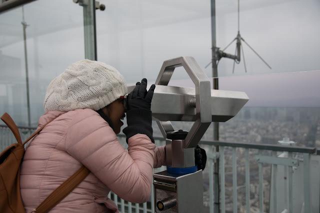 torre de montparnasse paris frança
