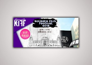 Kolkata International Film Festival - Banners - Webbanners Design - Anupam Design