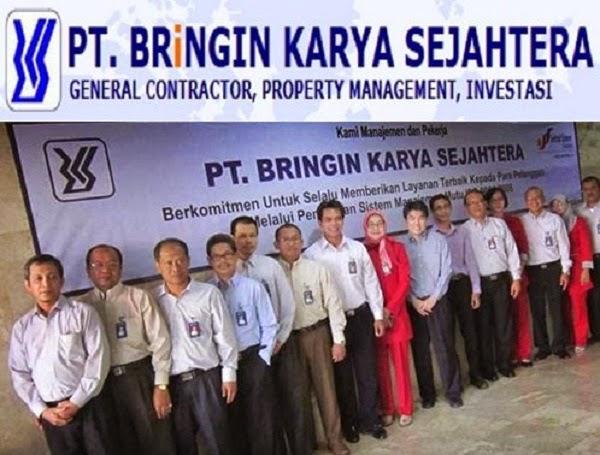 PT. BRINGIN KARYA SEJAHTERA adalah salah satu Perusahaan Anak Dana Pensiun BRI
