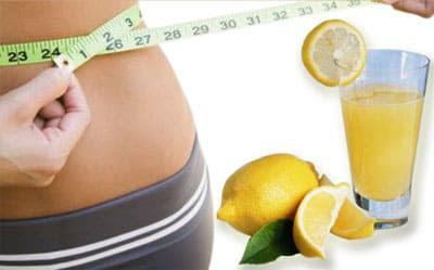 Как быстро похудеть с лимоном