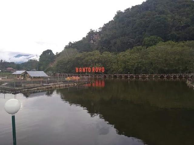 Objek Wisata Banto Royo, Agam.
