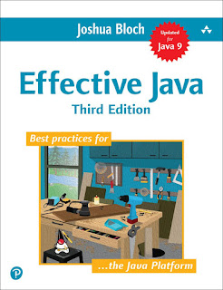 Effective Java, 3rd Edition finally coming - will cover JDK 7, 8 and 9