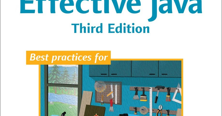 Effective Java 3rd Edition Now Available Covers Jdk 7 8 And 9