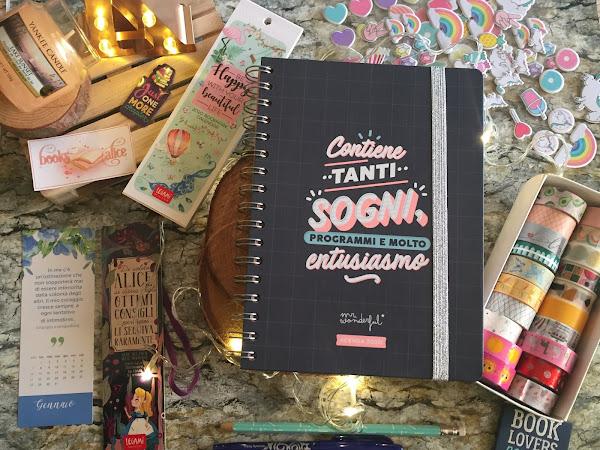 [ALICE'S WORDS] L'agenda per il blog è utile? Guida alla scelta dell'agenda perfetta