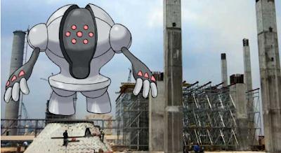 Registeel, di Pabrik Krakatau Steel