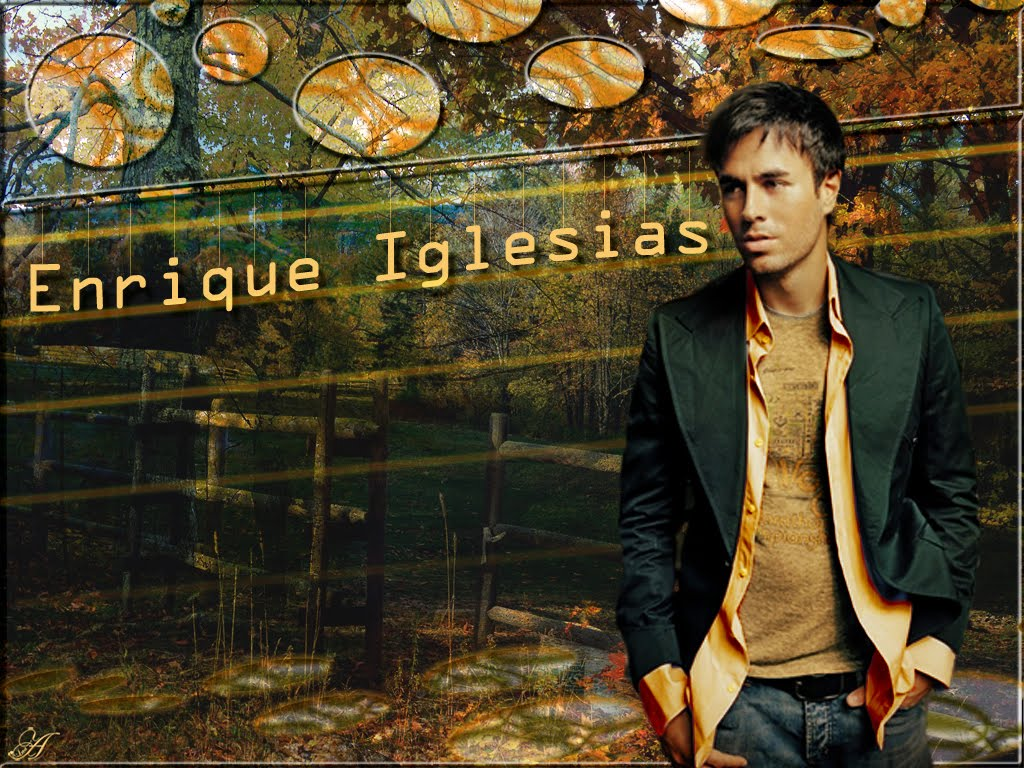Blogger For Wallpaper: enrique iglesias