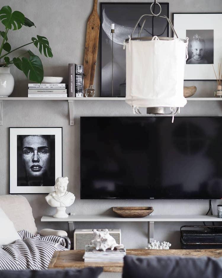 televisie stylen