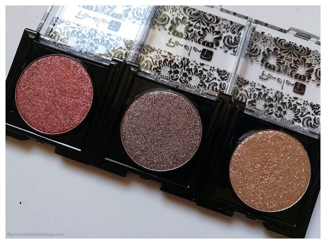 PaolaP MakeUp Precious Eyeshadows
